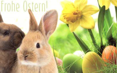 Geschenkgutschein für Ostern